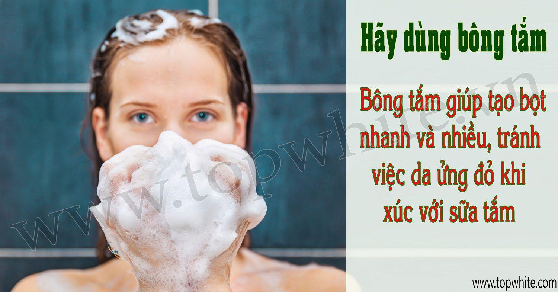 sữa tắm trắng da dưỡng ẩm