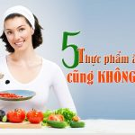5 thực phẩm ăn bao nhiêu cũng không lo tăng cân