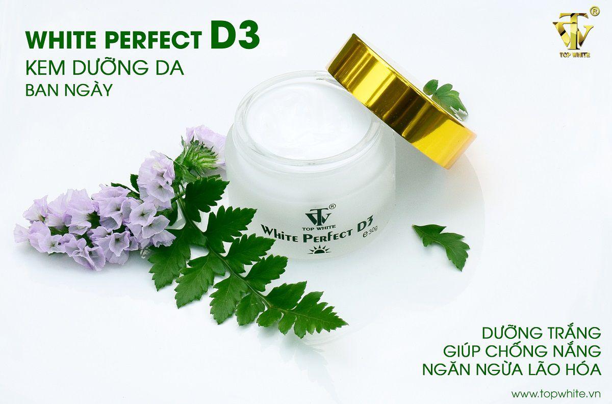 white perfect d3