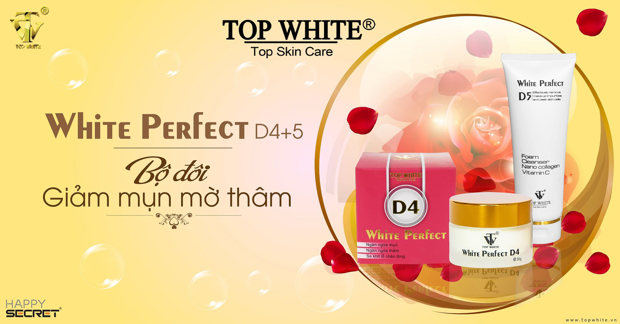 white perfect d4