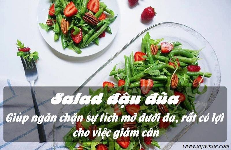 Top White - Thực đơn giảm cân ngày tết bằng salad