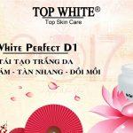 White Perfect D1 – Hết nám da vui thả ga đón Tết