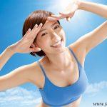 Da chi chít mụn vì dùng kem chống nắng sai cách