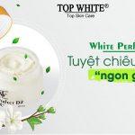 """Điều gì khiến phái đẹp """"mê đắm"""" tinh dầu hoa nhài trong Top White D2?"""