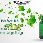 """""""Săn lùng"""" dưỡng chất đắt giá nhất trong serum Top White D6"""