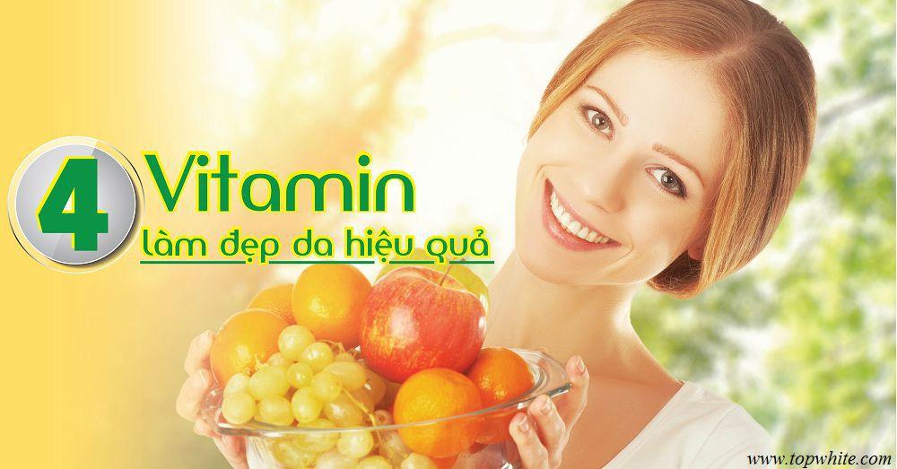 Top White vitamin làm đẹp da