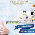 DA TRẮNG CHẲNG NGẠI NẮNG HÈ CÙNG COMBO WHITE PERFECT D7+D8+D9
