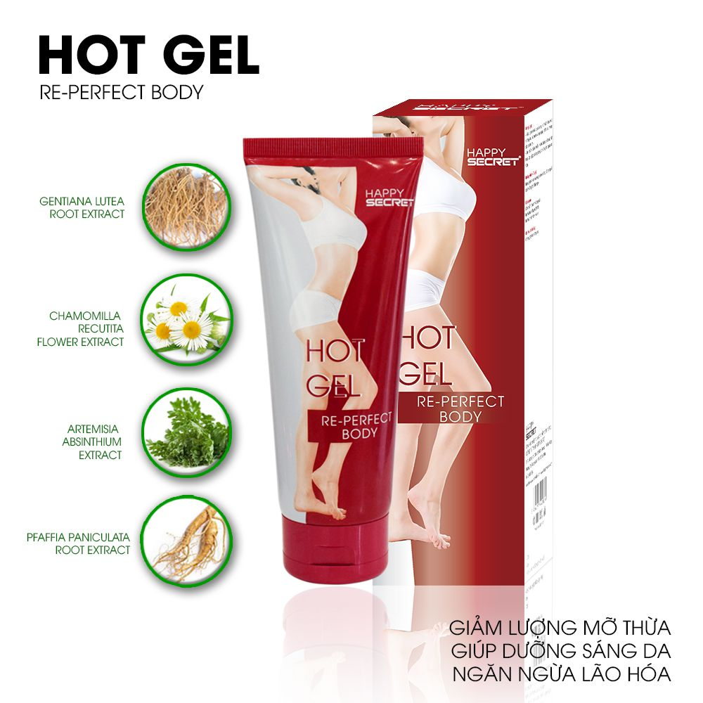 hot gel tan mỡ