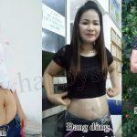 Thành công lấy lại vòng eo thời con gái của bà mẹ 3 con Thu Hải