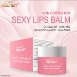 Công ty Happy Secret chuẩn bị ra mắt son dưỡng môi Sexy Lips Balm